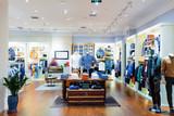 interior of shopping mall - 143629503