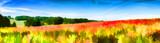 Paysage impressionniste - 143648102