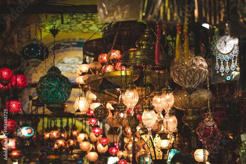 Istanbul Grand Bazaar Poster