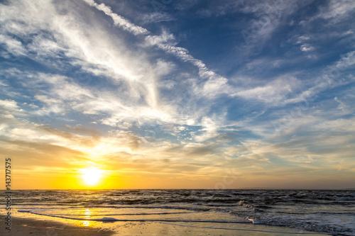 Poster Sunrise over Amelia