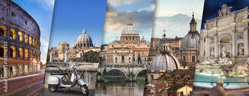 Rzym i Watykan Włochy
