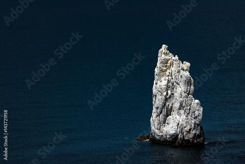 Rock in the Black Sea, Crimea