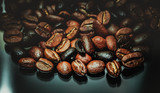 Fototapety Roasted Coffee Bean background