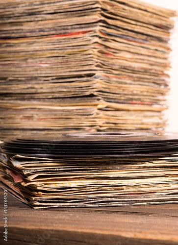 Singels - Schallplatten II Poster