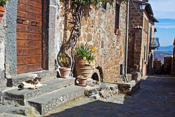 Civita di Bagnoregio - Lazio, Italy © Shjmyra