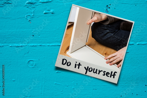 Du it yourself Poster