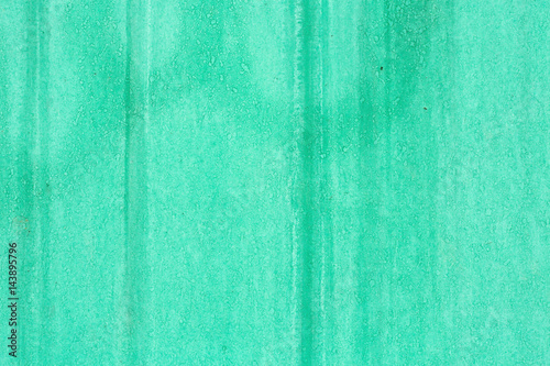 Green mint abstract background with stains