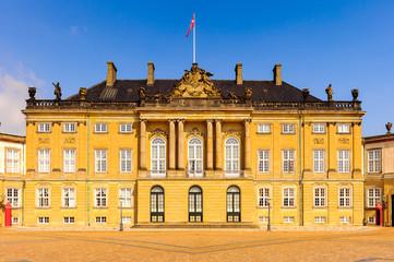 Architecture of Copenhagen, the capital of Denmark,