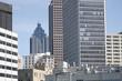 Atlanta Georgia city view