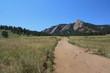 The Flatirons Trail