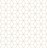 sacred geometry grid graphic deco hexagon pattern
