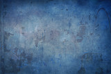 blue grungy background - 144052931