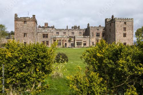 Muncaster Castle in Cumbria Poster