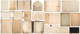 Paper texture book envelope cardboard photo frame corner