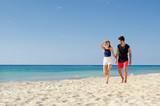 Romantic walk in couple - 144129153