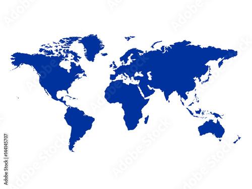 Aluminium Wereldkaarten 世界地図 縮図 グローバル