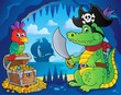 Pirate crocodile theme 3