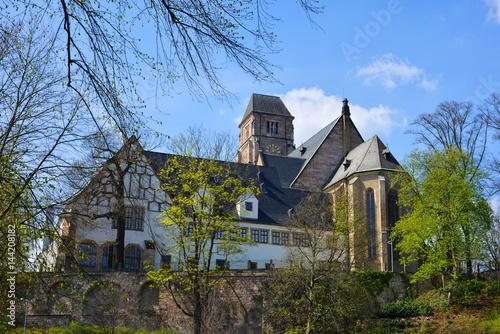 Schloss Chemnitz Deutschland Sachsen Poster