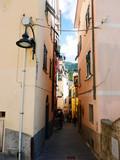 Calle rosa