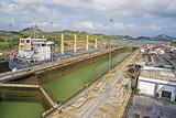 The Miraflores Lock in Panama - 144231558