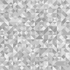 Seamless Abstract pattern: monochrome light silver background with Holographic effect.