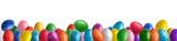 Ostern Banner mit Ostereiern - 144270929