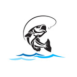fishing bass fish