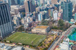 Tokyo view cityscape   Asian Japan travel metropolis landscape on March 30, 2017