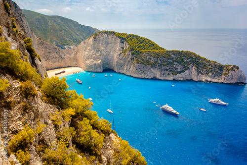 Navagio Shipwreck Zakynthos © EgoR