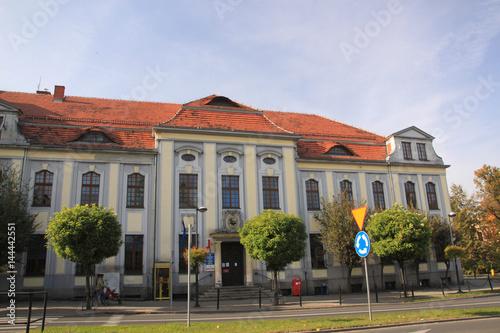 Budynek Poczty w Tarnowskich Górach