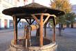 Zabytkowa studnia w Tarnowskich Górach