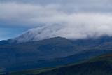 Clouds on Bla Bheinn
