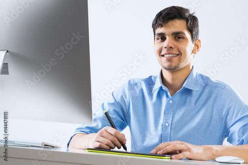 Poster Graphic designer