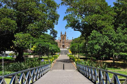 Foto op Canvas Sydney Univeristy of Sydney