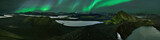 Iceland Northern Lights landmannalauga