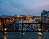 Moscow Kremlin at sunrise. Russia. - 144558701