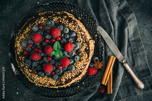 Chocolate cake  - 144655339