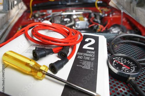 Car maintenance Poster