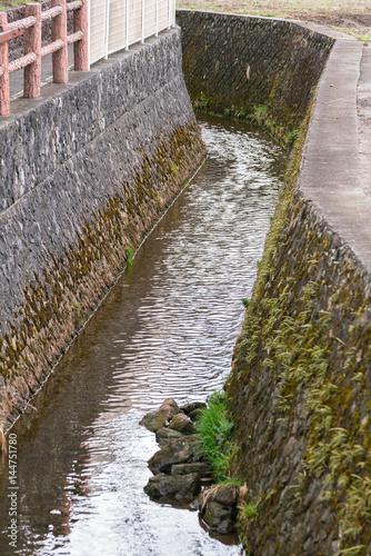 water way ,japan  Poster