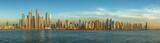 Panorama panoramy w Dubaju 1