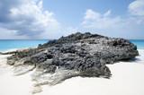 Caribbean Beach Rock