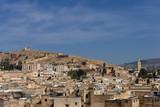 Vue sur la ville de Fès, Maroc