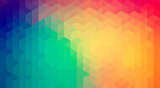 Abstract gradient art geometric background. - 144769516