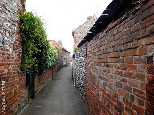 English Alleyway