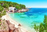 Fototapeta Cala Gat Mallorca Spanien