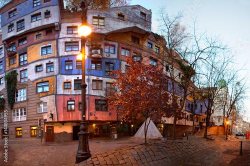 Vienna for Hundertwasser