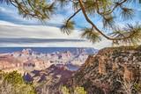 morning light sunrise at Grand Canyon, Arizona, USA