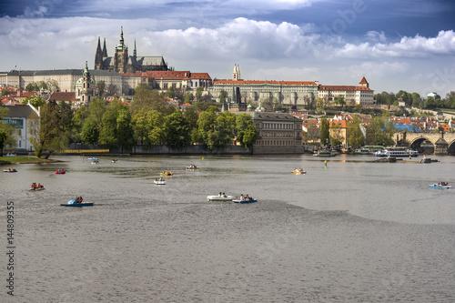 Prague Vista (Czechia) Poster