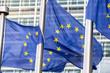 european flag europe building international