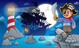 Night pirate scenery 6